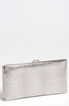 Lodis Crystal Cove Quinn Framed Clutch Wallet available at #Nordstrom