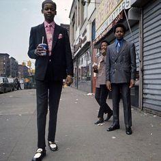 Harlem, 1970's. | Dapper