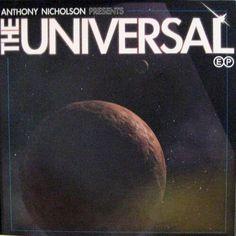 Anthony Nicholson - The Universal EP
