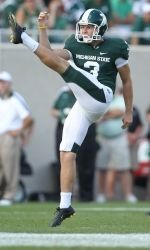 Michigan State junior linebacker Max Bullough and sophomore punter Mike Sadler have been named to the 2012 Capital One Division I Academic All-America Second Team, as selected by the College Sports Information Directors of America (CoSIDA). Sadler earns Second-Team Academic All-America honors for the second year in a row. #SPARTANS