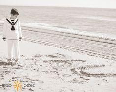 fotos de comunión en la playa de burriana
