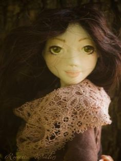 Fiona   Romantic Wonders Dolls Romantic, Dolls, Disney Princess, Disney Characters, Handmade, Baby Dolls, Hand Made, Puppet, Doll