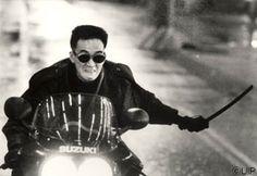 Yusaku Matsuda BLACK RAIN  松田優作 ブラック・レイン Wakayama, Black Rain Movie, Japanese Legends, They See Me Rollin, Hard Men, Ridley Scott, Thriller Film, Cult Movies, Films