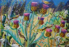 mary sumner Paintings
