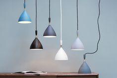 Pendant lamp by Dokka » Retail Design Blog
