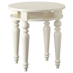ISALA Side table - blue - IKEA