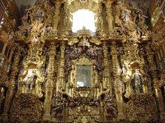 Barroco en México | La Caverna del Arte