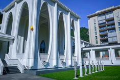 Blessed with a natural thermal bath the Grand Resort Bad Ragaz is the perfect place for splashing around in for a weekend! Wellness Resort, Best Spa, Resorts, Perfect Place, Blessed, Bath, Natural, Building, Awesome