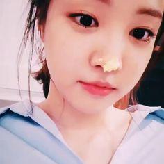 gif, naeun, and apink image Namjoo Apink, Eunji Apink, Son Na Eun, Pink Panda, Eun Ji, Aesthetic Girl, Bts Wallpaper, Kpop Girls, Animated Gif