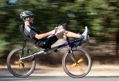 Bicicletas reclinadas, ¿el futuro del ciclismo? http://www.consumer.es/web/es/medio_ambiente/urbano/2013/07/25/217414.php