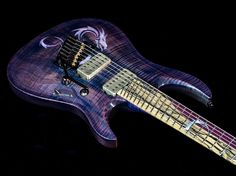 BREA - Negrini Guitars
