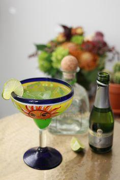 Serve up brunch with Champagne Margaritas!