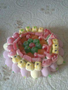 tarta pequeña individual