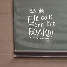 SCHEDULE AN EYE EXAM for the school year and ensure that your kids' vision is classroom-ready!