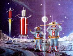 1965 on the Moon