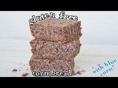 Vegan & Gluten-free Cornbread - YouTube