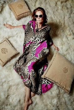 Bring out your inner diva cavalli