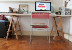 blog de decoração - Arquitrecos: A versatilidade dos cavaletes + Pesquisa de Mercado