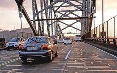 Circulación hacia Panamá Oeste desde puente las Américas tendrá tres carriles desde las 3:30 p.m. - Mastrip.net