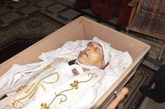 Papa Francisco improvisa una oración por el jesuita asesinado en Homs - Aleteia