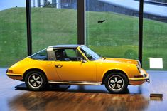 1972 Porsche 911 T Targa