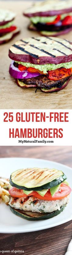 25 Gluten-Free Hamburger Recipes
