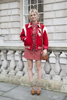 Best Street Style Looks At London Fashion Week | Trends | Grazia Daily