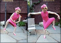 """I am woman,hear me SMAAAASH!""   awesome Mama Umbridge cosplay!  Google Image Result for http://www.deviantart.com/download/229996666/umbridge_smash_by_faxen-d3sxmka.jpg"