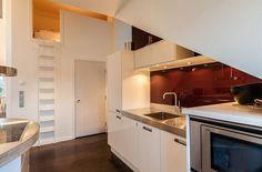 Loft Apartment in Stockholm