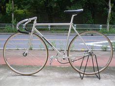 njs keirin track bike  for sell: PANASONIC NJS KEIRIN BIKE