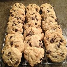 Great chocolate chip cookies