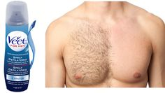 Rio Sul: Veet masculino para depilar