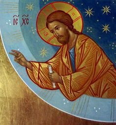 Our Lord Jesus Christ in Heaven. Religious Icons, Religious Art, Roman Church, Images Of Christ, Religion, Russian Icons, Biblical Art, Byzantine Icons, Art Icon