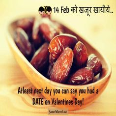 Date on #ValentinesDay! :D