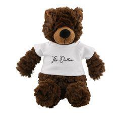AK200BEAR - Cuddly Bunch Bear - Promotional Teddy Bear #bear #business