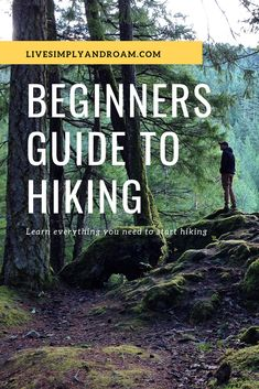 Everything you need to know about hiking. What gear you need, how to prepare - safety, know your trail, trip reports, clothing and more. Learn to hike properly and safely.