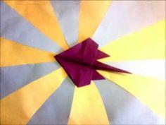 Origami Stingray! - YouTube