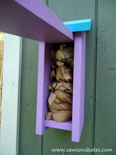 Hometalk | How to Make A Dog Poop Bag Dispenser Disguised as A ...