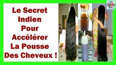 Le Secret Indien Pour Accélérer La Pousse Des Cheveux