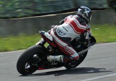 Race at Ebisu Circuit. Riding YAMAHA #R6