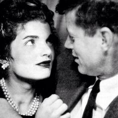 Jack and Jackie...he was the love of her life. Great picture