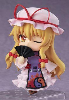 Action- & Spielfiguren Nendoroid 136 Touhou Projekt Flandre Scarlet Good Smile Company von Japan