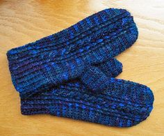 Mountain Colors Bearfoot Ravelry: Friendship Mittens pattern by Lyn Robinson