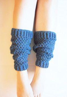 Crochet Netted Leg Warmers in Blue Mist Wool Blend MADE by luvbuzz  #crochet, #legwarmers, #bootliners, #bluemist, #fishnet, #winterfashion, #winteraccessories, #wintergifts, #fashionaccessories, #handmadegifts, #luvbvuzz, #etsyshopping, #shopsmall, #supporthandmade