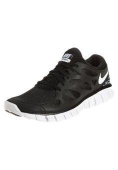 bestil Nike Sportswear FREE RUN+ 2 - Sneakers - sort til kr 899,00 (12-11-14). Køb hos Zalando og få gratis levering.