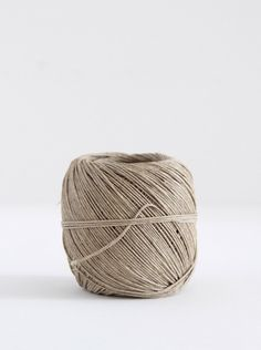 SUPPLY PAPER CO. | hemp twine ball - natural #athomewithSA
