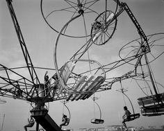 Carl De Keyzer. AZERBAIJAN. Baku. City Beach. 1989
