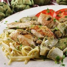 "Romantic Chicken with Artichokes and Mushrooms | ""I am so glad I made ..."