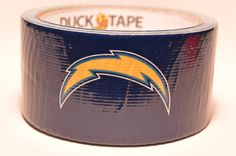 Show off your team pride with this NFL licensed duct tape! Whether you use it for around-the-house repairs of funky craft projects, it is perfect for any die-hard football fan! It has high performance