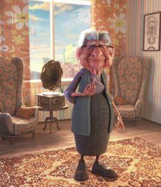 Grandma on Behance Character Design Animation, 3d Character, Fantasy Art Women, Zbrush, Old Women, Female Characters, Female Art, Illustrators, Concept Art